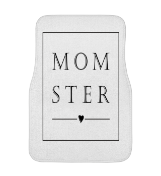 ☺ Minimalism Text Box - Momster Love 1b
