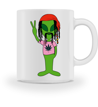 Peace Alien - Pirate Dreadlocks Beard