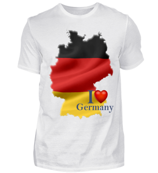 I Love Germany Ramirez