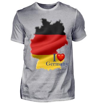 I Love Germany Ramirez