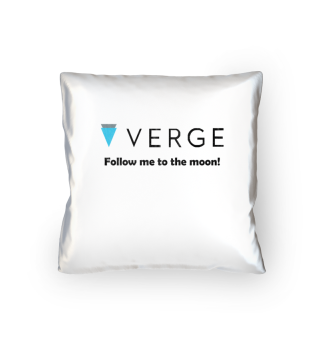 Verge - Follow me to the moon! (XVG)