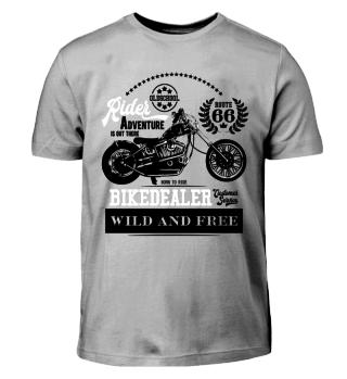 ★ Rider · BikeDealer · LogoArt ★