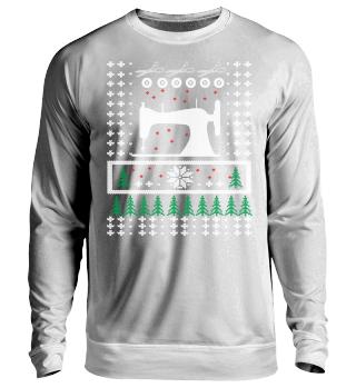 Nähen Ugly Xmas Sweater Geschenk