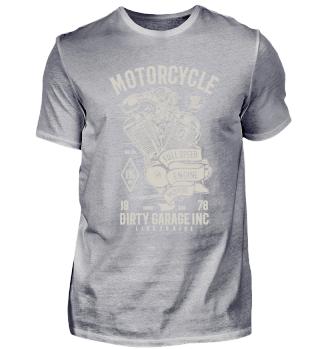 Motorcycle - dirty garage inc