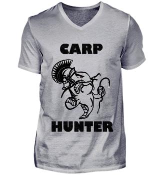 Carphunter - Angler auf Karpfen
