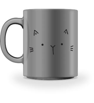 Katze Katzengesicht
