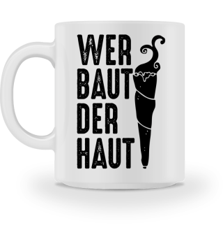 Kaffeetasse Weiß -