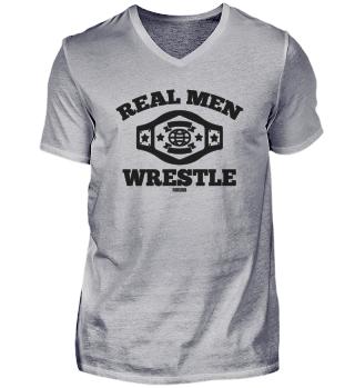 Real Men Wrestle exhibition match award