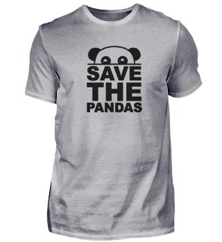 Save the Pandas, Panda, Gift idea