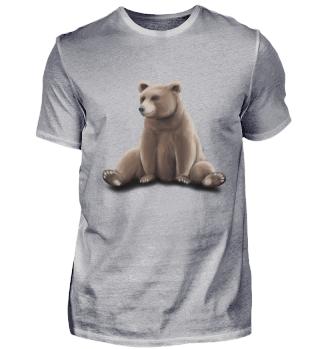 Cooler Grizzly Bär Geschenk Bear Gift