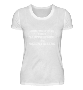 Suche Saufpartner für Valentinstag