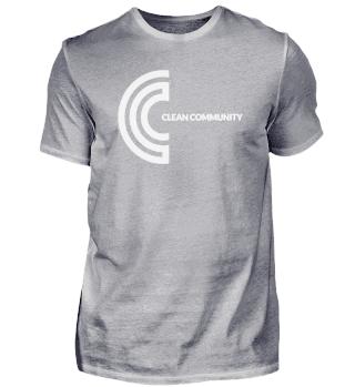 Clean Community shirt 2