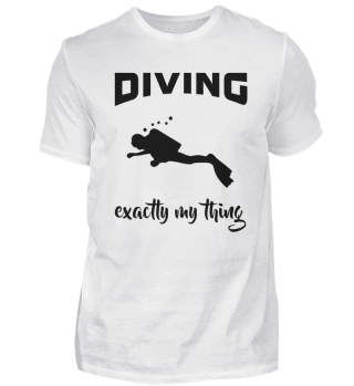 Tauchen - Diving exactly my thing
