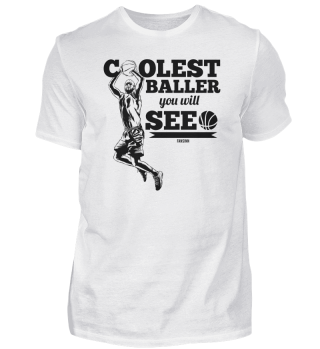 Basketball players cool spell