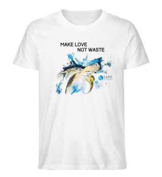 We make love not waste - save our oceans!