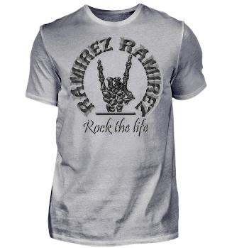 Rock The Life Ramirez