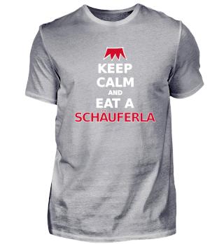 Franken Keep Calm Eat Schäuferla