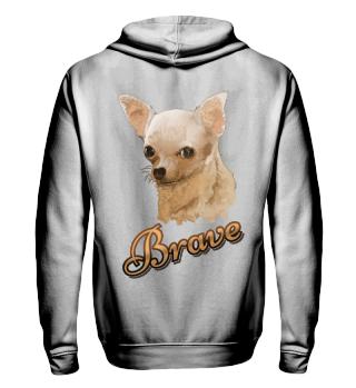 Ziphoodie & College Jacket, Brave Chi