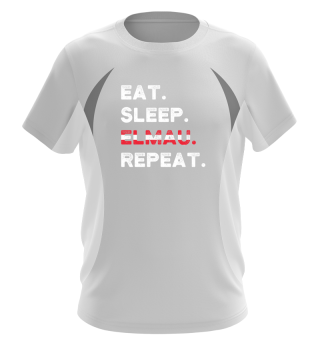 Eat Sleep Elmau Repeat Austria Ski