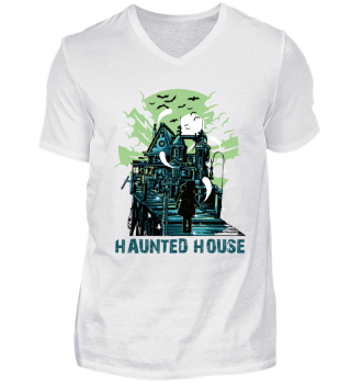 ★ HAUNTED HOUSE ★