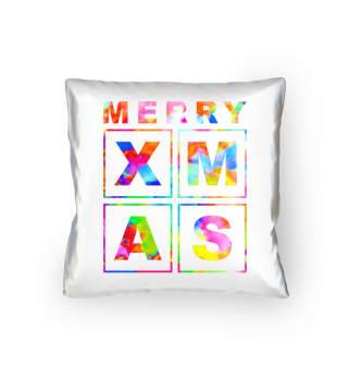Stylish Square Frame - XMAS - colored