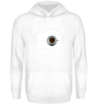 Photorapher Hoodie Gift Idea Camera