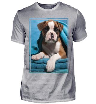 Boxer Welpen T-Shirt