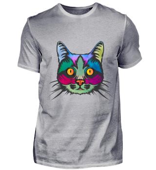 Trippy Cat