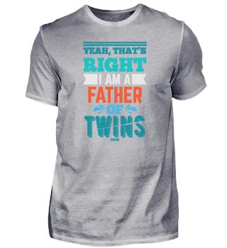 Papa of twins