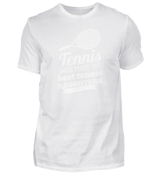 Tennis player daughter Father