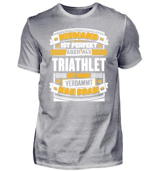 Geschenk Triathlet