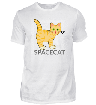 Spacecat Funny Cat in Space Gift