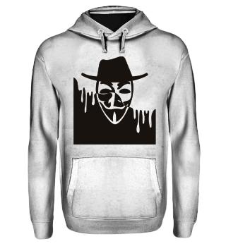 Very Anonymous - black