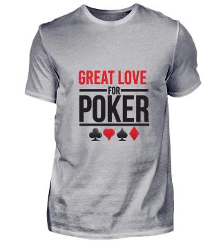 GIFT- GREAT LOVE FOR POKER