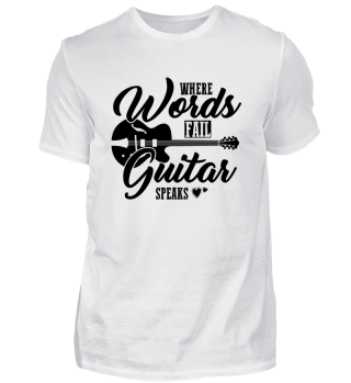 Gift for Guitar Player , Gitarre Spruch