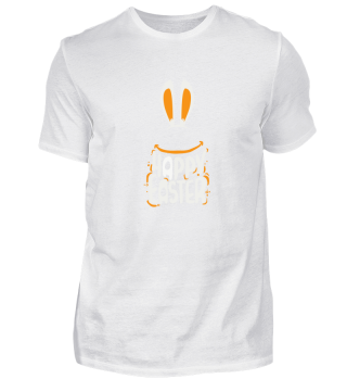 Happy Easter Bunny Men Women T Shirt
