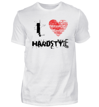 Love Techno Hardstyle Rave