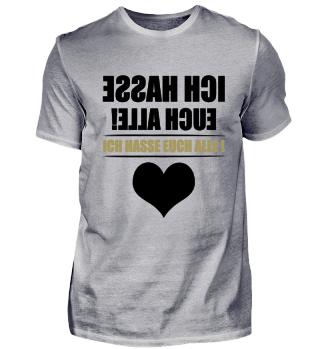 ★ ICH HASSE... #3SG