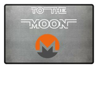 To the moon Monero