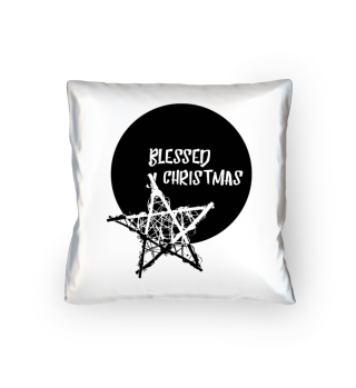 Blessed Christmas - Bamboo Star black