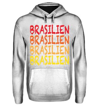 Brasilien-Hoodie