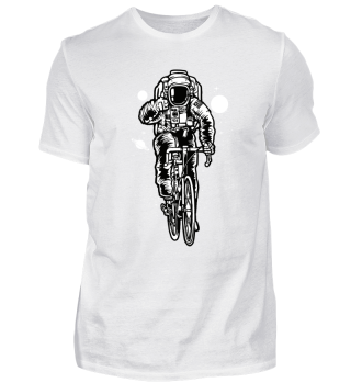 ★ ASTRONAUT ON THE BICYCLE ★