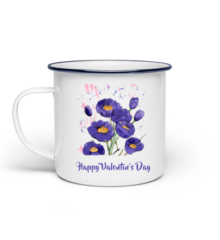 Tasse Valentinstag Happy Valentin's Day