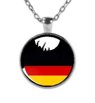 WM 2018 Deutschland Kette Weltmeister