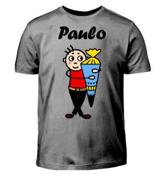 Paulo - Einschulung I-Dötzchen