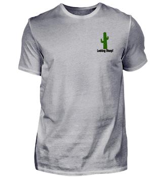 Looking Sharp!-Cactus