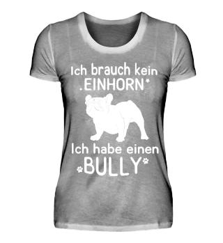 Nur für echte Bully Fans :)