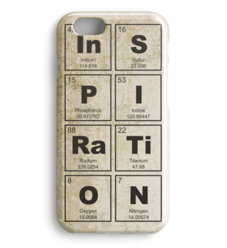 Chemical Elements INSPIRATION case