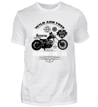 ☛ RiDER · SUPPORT 66 · US #9