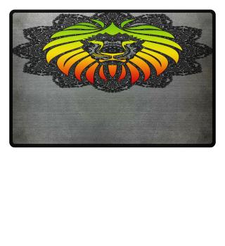 ♥ Vintage Ornaments Mandala I Lion VI